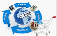 E-Commerce (Online Shop Front) : website developement