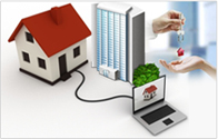 Real Estate and Hotels/Holiday Homes : website developement